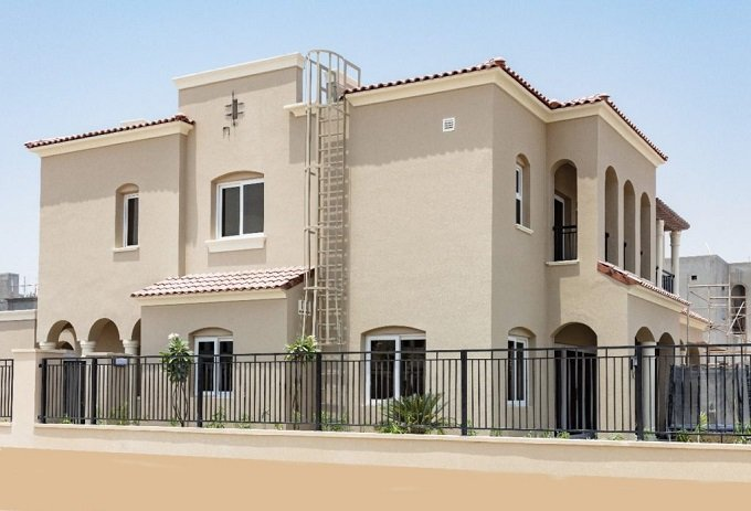 Serena Townhouses at Dubai Land by Dubai Properties