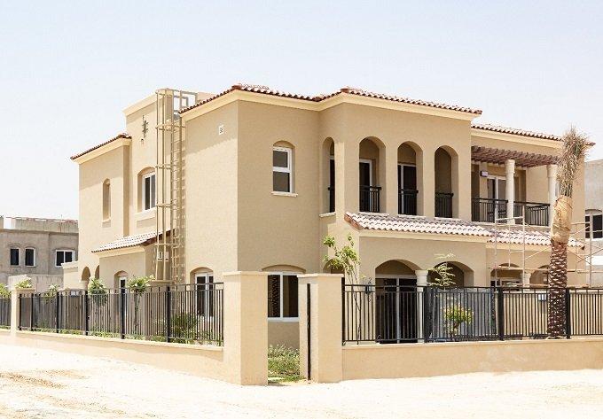 Serena Townhouses at Dubai Land by Dubai Properties