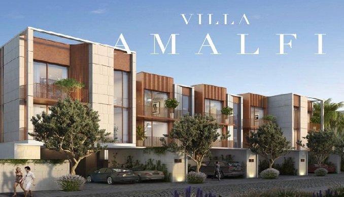 Vilal Amalfi by Meraas at Bulgari Jumeirah Island