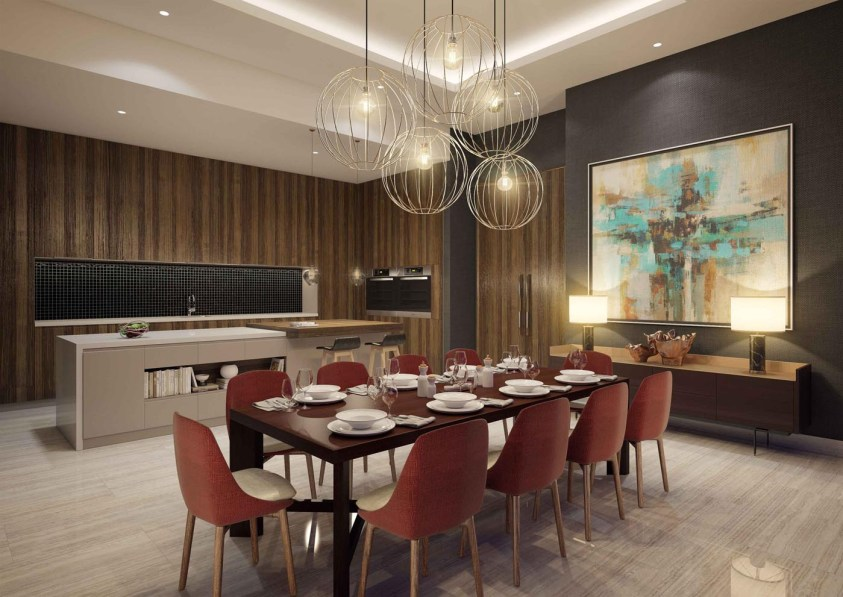 Jumeirah Living Marina Gate - Dining Room