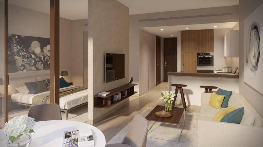 Jumeirah Living Marina Gate - Interior
