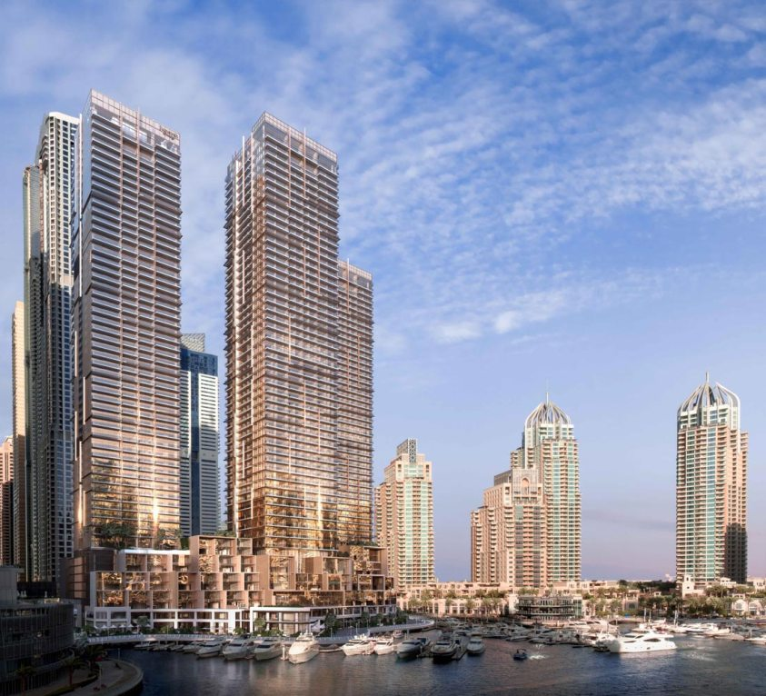 Jumeirah Living Marina Gate Overview