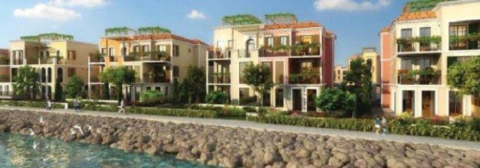 La Mer Townhouses Shoreline