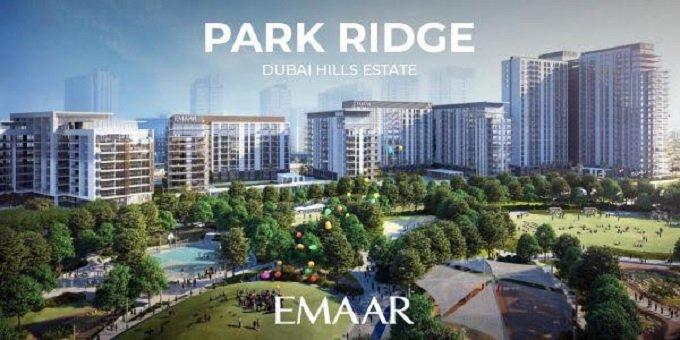 Park Ridge at Dubai Hills Estate - Emaar