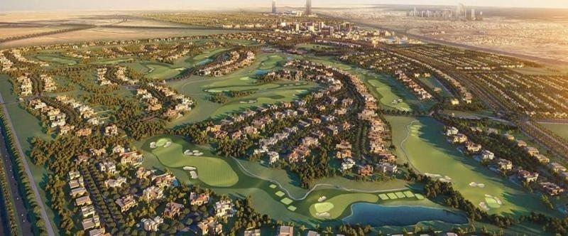 Emaar Golf Grove Villas at Dubai Hills Estate
