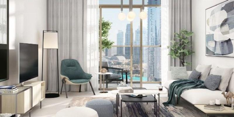 Burj Crown - Emaar Dubai Downtown Interior