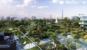 Emaar Dubai Hills Estate apartments with payment plan