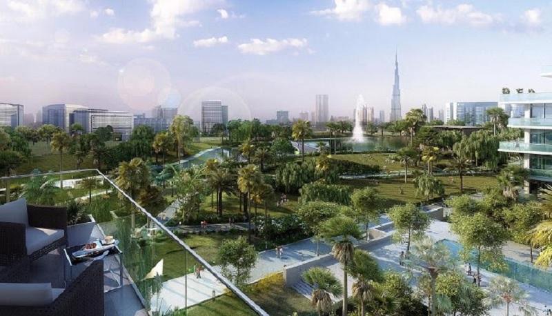 Emaar Dubai Hills Estate apartments with payment plan