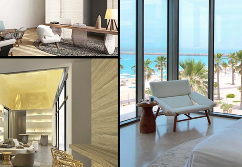 Nikki Beach Residence Meraas Properties Interior