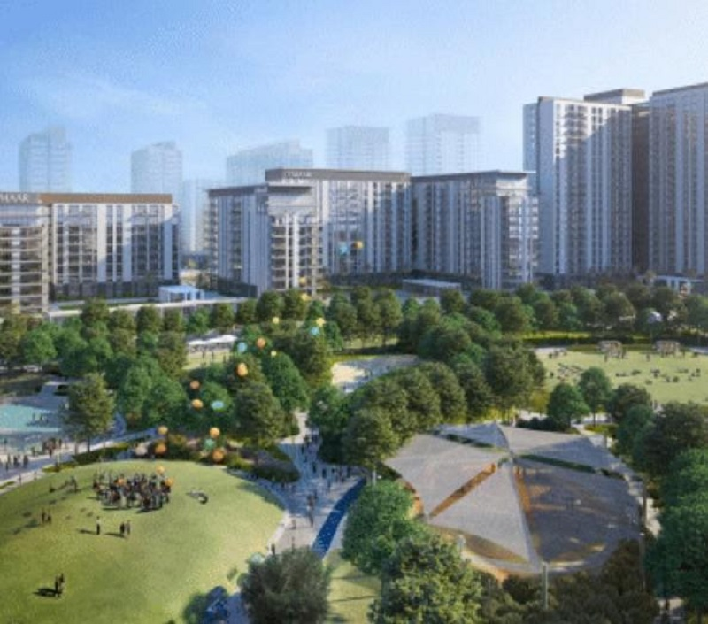 Green Square Apartments by Emaar at Dubai Hills