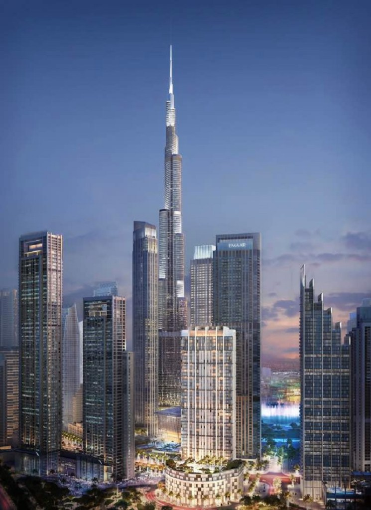 Burj Crown by Emaar Downtown Dubai - Apartments