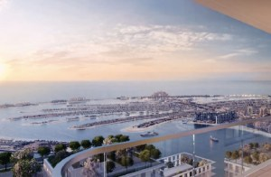 Marina Vista at Emaar Beachfront