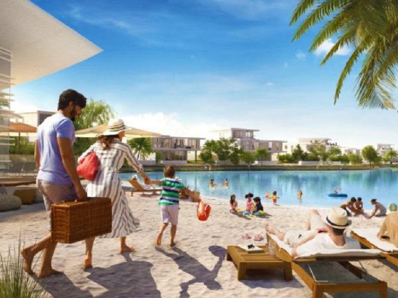 Tilal Al Ghaf Townhouses - Phase 3 beach