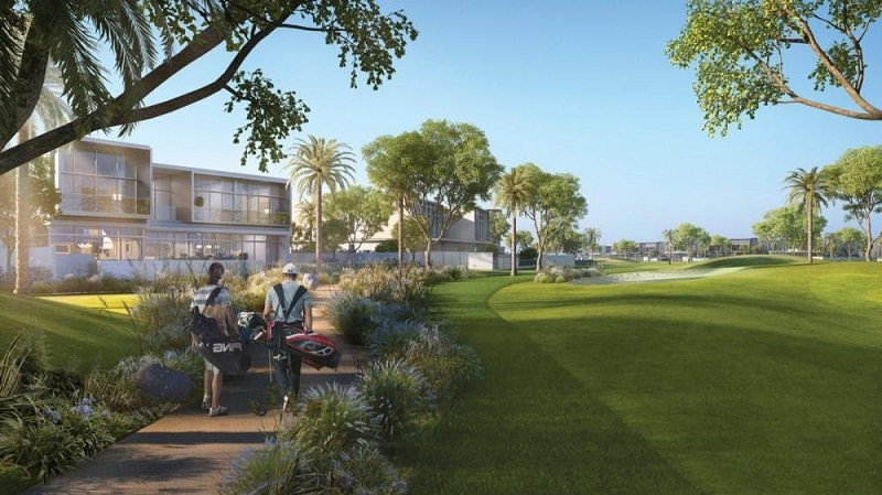Golf Grove Villas by Emaar at Dubai Hills Estate
