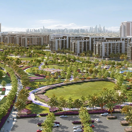 Collective 2.0 at Dubai Hills Estate close to Dubai Hills Mall and Dubai Hills Park