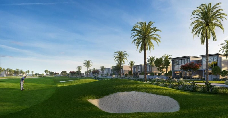 Golf Place II by Emaar - Golf Course