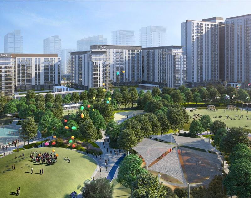 Green Space Apartments at Dubai Hills Estate