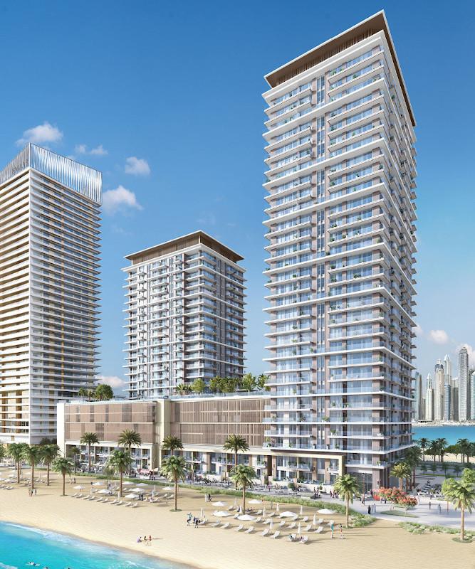 Beach Isle Apartments at Emaar Beachfront by Emaar