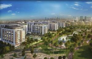 Dubai Hills Estate Apartments by Emaar