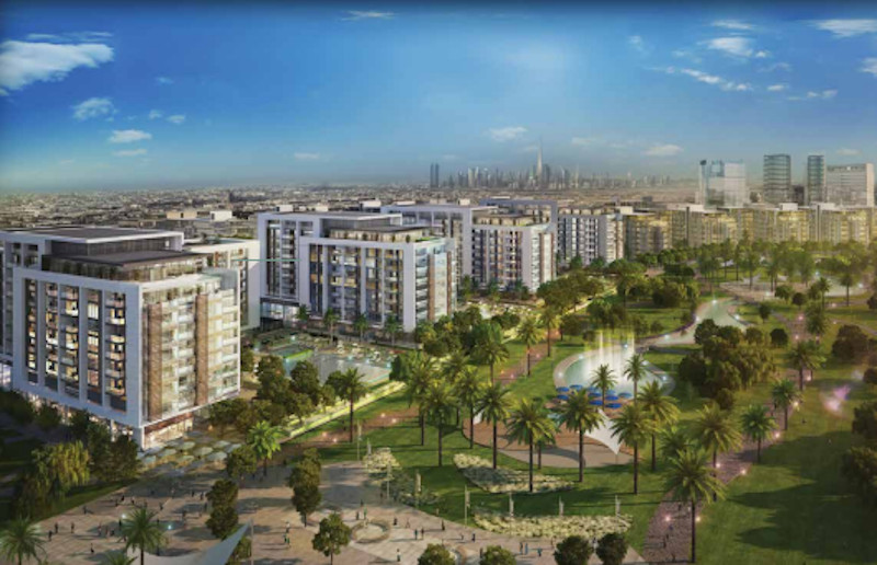 Dubai Hills Estate Apartments by Emaar
