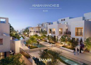 Arabian Ranches III - Bliss Townhouses Duplex and Triplex