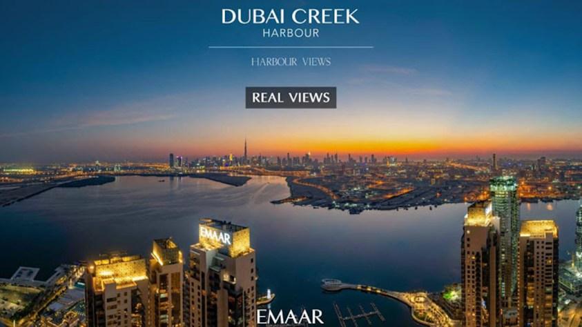 Harbour Views Dubai Creek Harbour Apartments