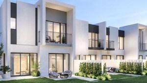 La Rosa townhouses at Villanova by Dubai Properties - building arabia