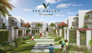 the valley townhouses by emaar dubai properties