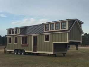 A tiny house gem at Jamboree 216