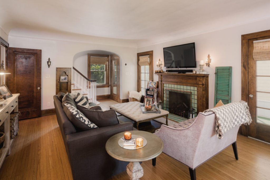 Restored 1920's colonial home