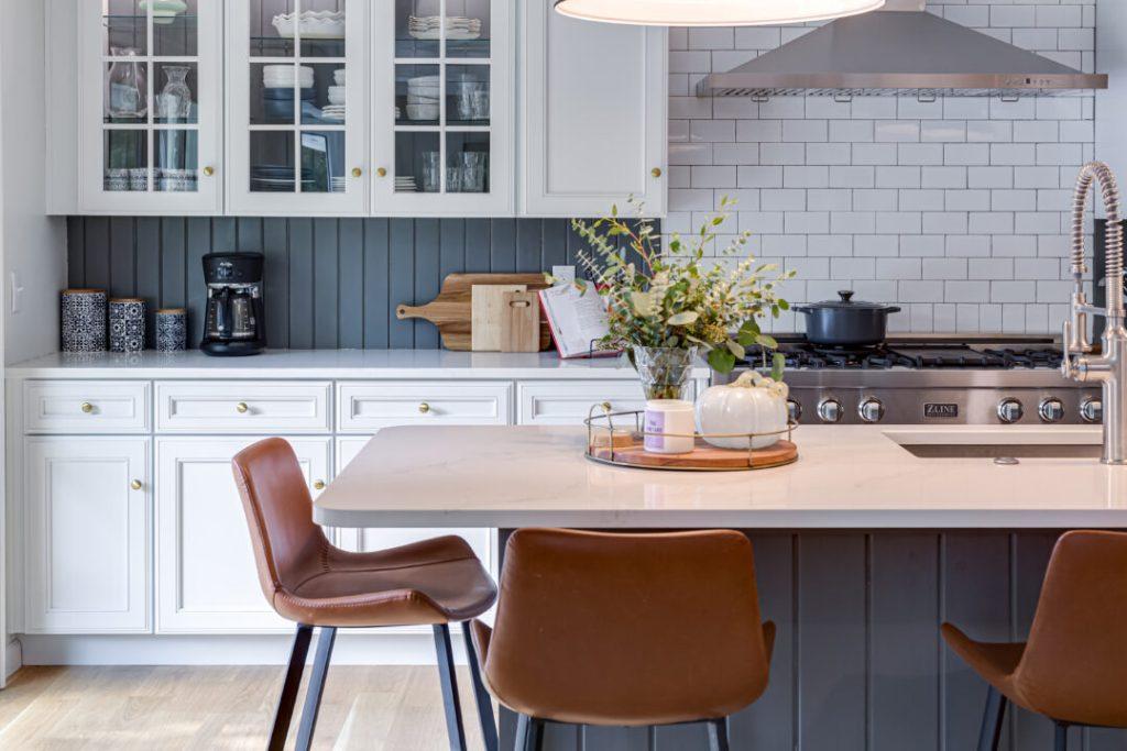 Updated kitchen | Building Bluebird
