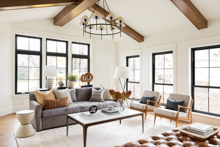 Designing for joy with vaulted ceilings