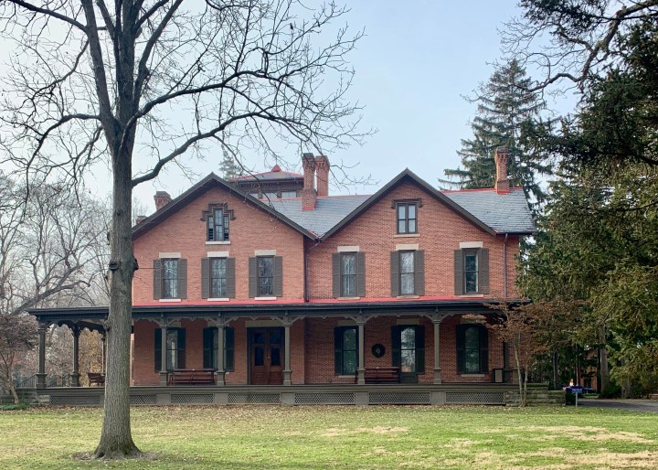 Tour Rutherford B Hayes Museum