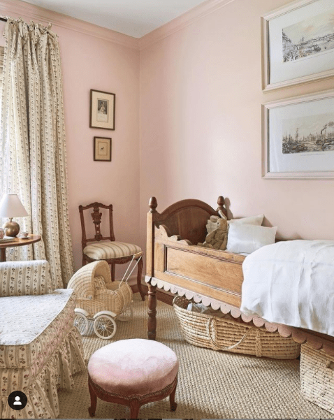 The best neutral pink paint colors to try at home   Building Bluebird #dustypink #muddypink