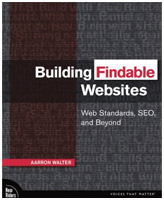Building Findable Websites Book Cover