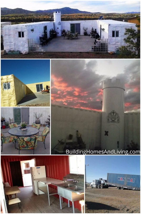Shipping Container Castle Diy Too