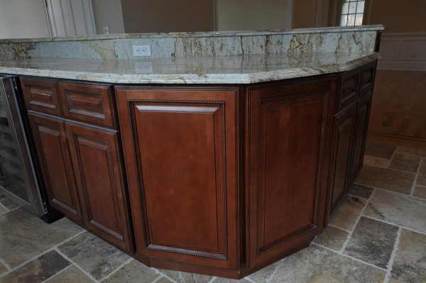 Tsg sienna rope kitchen cabinets all wood no particleboard for 717 salon lancaster pa