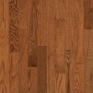 instock 34x 325 inch hardwood flooring oak prefinished gunstock finish in