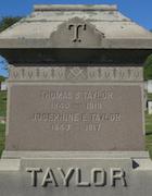 Cemetery 25 Taylor Thomas PHC&M 47