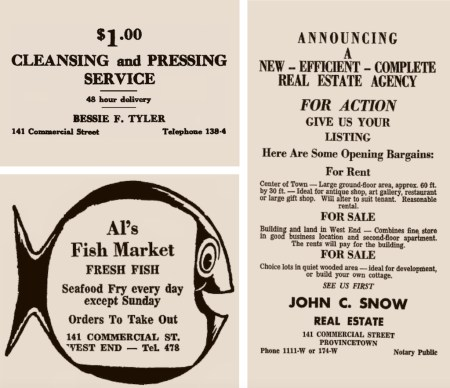 2020 Commercial 141 03 Advocate ads 1932-1964