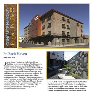 Father Bach Haven Project PDF