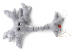 Giant Microbes Brain Cell