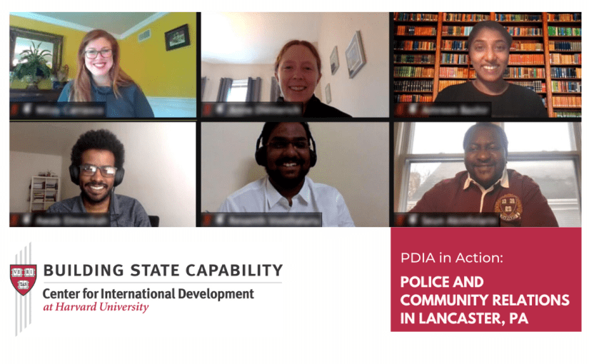 Exploring Police and Community Relations in Lancaster, PA