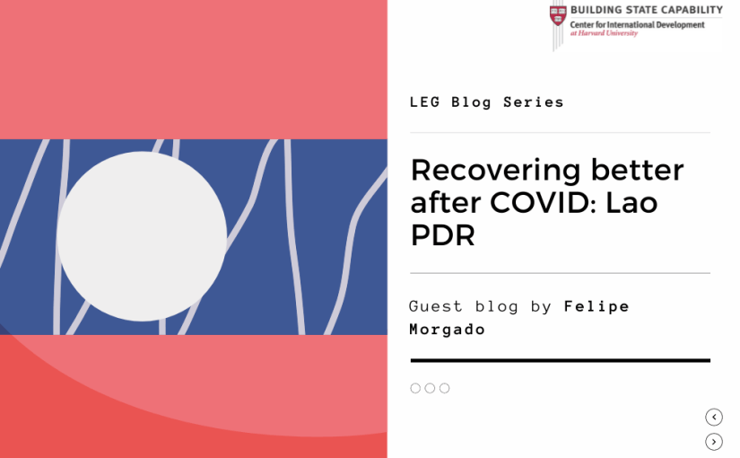 Recovering better after COVID: Lao PDR