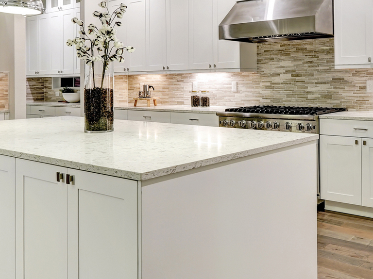 Wolf White Endeavor Cabinets