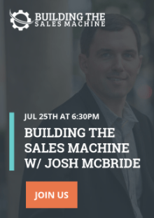 Building the Sales Machine