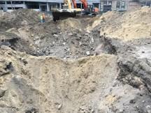 1326 South Michigan site prep 2
