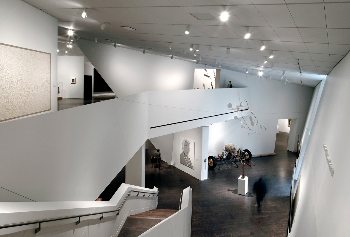 Libeskind's Extension To The Denver Art Museum