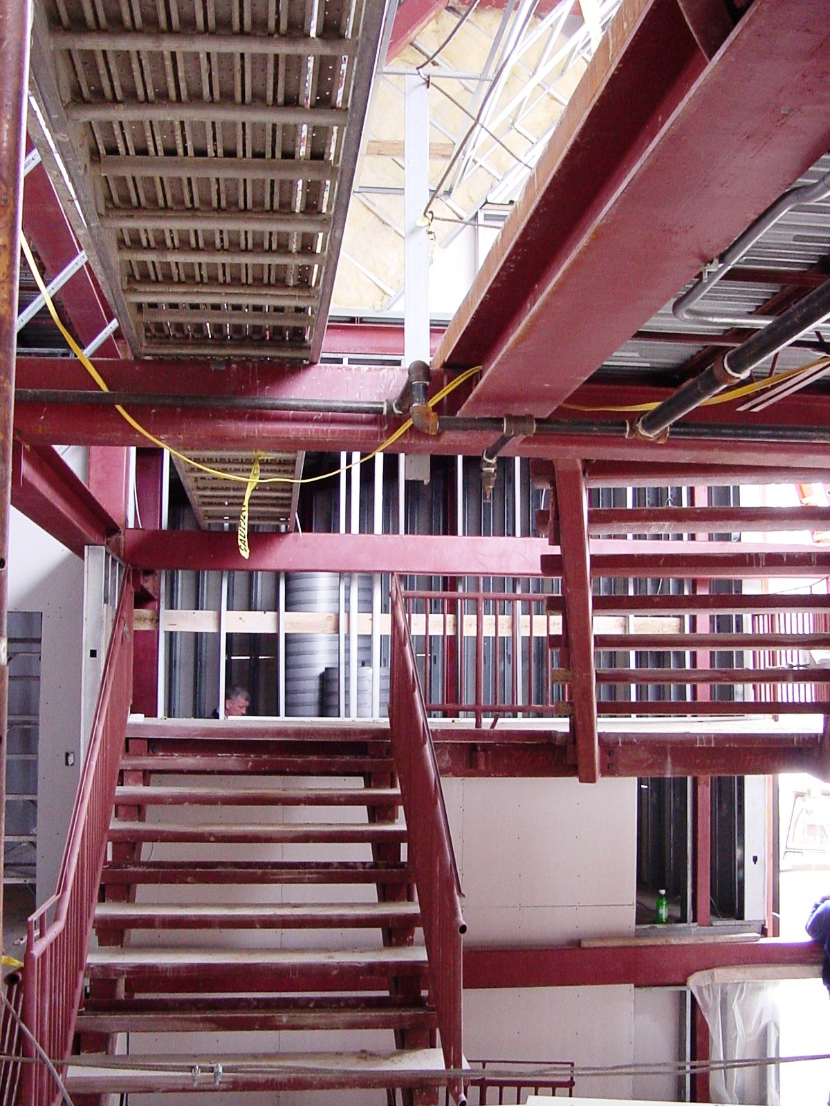 Metal Stairs Buildipedia | Prefabricated Exterior Metal Stairs | Stair Case | Spiral Staircases | Stairways | Stair Systems | Wrought Iron