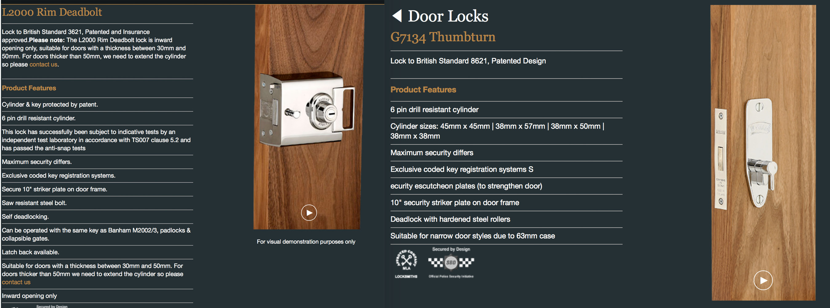 The easy way to unlock your front door from the inside build mum the latch handle is large and easy to grip it can be pulled forward with a flattened hand i was delighted with the deadlock mechanism its designed so rubansaba